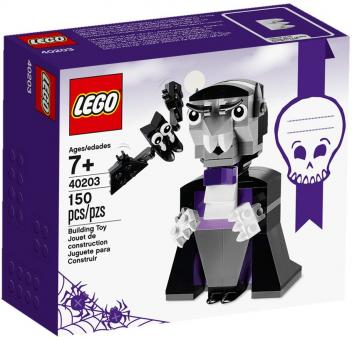 Lego 40203 Seasonal Halloween Vampir und Fledermaus