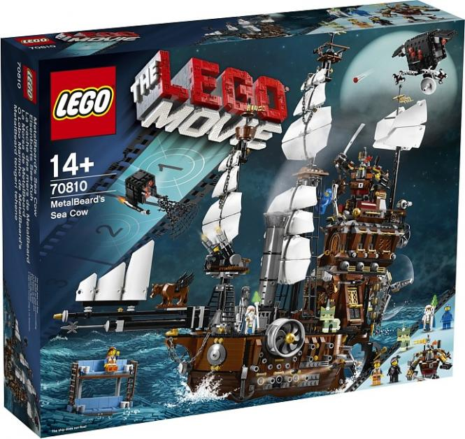 Lego Movie 70810 - Eisenbarts See-Kuh