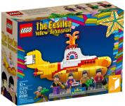 Lego 21306 Ideas - Yellow Submarine