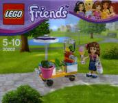Lego 30202 Friends Smoothie Stand Promoartikel im Polybag