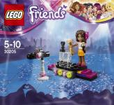 Lego 30205 Friends Pop Star Andrea Promoartikel im Polybag