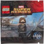 Lego 5002943 Marvel Super Heroes Polybag - Winter Soldier limitierte Minifigur