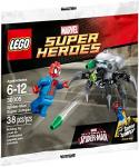 Lego 30305 Marvel Super Heroes Polybag - Spider-Man Super Jumper