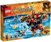 Lego 70225 Legends of Chima - Bladvics Grollbär Mech