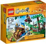 Lego 70400 Castle - Angriff auf den Goldtransport