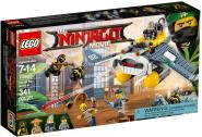 Lego 70609 Ninjago Movie - Mantarochen Flieger