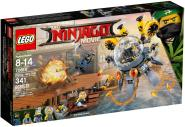 Lego 70610 Ninjago Movie - Turbo Qualle