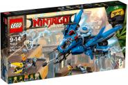 Lego 70614 Ninjago Movie - Jay's Jet Blitz