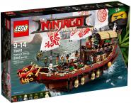 Lego 70618 Ninjago - The LEGO Ninjago Movie Ninja-Flugsegler