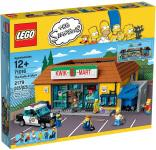 Lego 71016 The Simpsons - Kwik-E-Mart