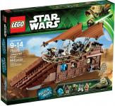 Lego 75020 Star Wars - Jabba's Sail Barge